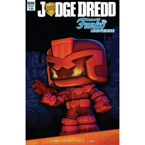 Judge Dredd Funko Universe (2017) #1 VF/NM IDW