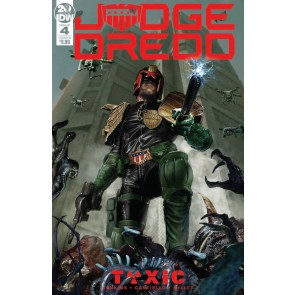 Judge Dredd: Toxic (2018) #4 VF/NM John Gallagher Cover B IDW