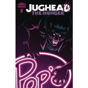 Jughead: The Hunger (2017) #6 VF/NM Derek Charm Cover Archie