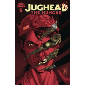 Jughead: The Hunger (2017) #5 VF/NM Jamal Igle Cover Archie