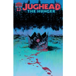 Jughead: The Hunger (2017) #13 VF/NM Adam Gorham Cover Archie