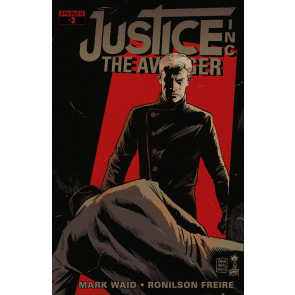 JUSTICE INC: THE AVENGER (2015) #3 VF/NM DYNAMITE