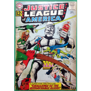 Justice League of America (1960) #15 FR (1.0)