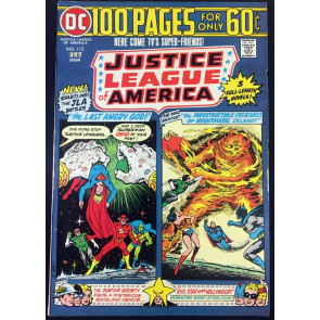 Justice League of America (1960) #115 FN/VF (7.0) 100 page Super Spectacular