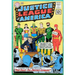 Justice League of America (1960) #8 GD/VG (3.0)