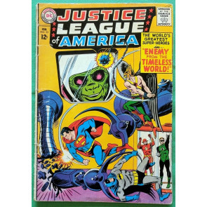 Justice League of America (1960) #33 VG- (3.5)