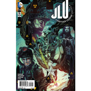 Justice League United (2014) #15 VF/NM
