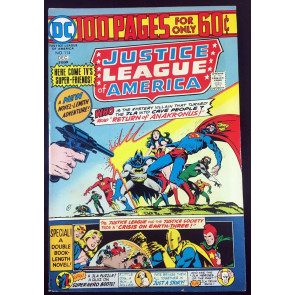 Justice League of America (1960) #114 VF- (7.5) 100 page Super Spectacular