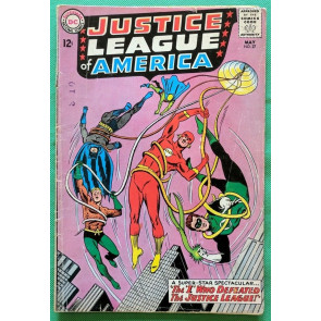 Justice League of America (1960) #27 GD- (1.8)