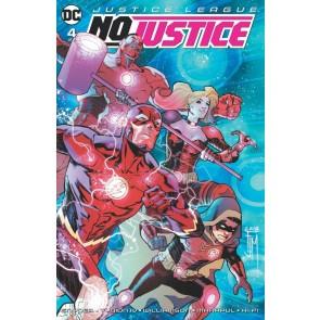 Justice League: No Justice (2018) #'s 1 2 3 4 Complete VF/NM Set