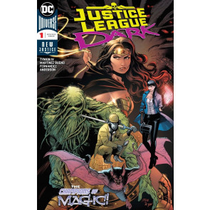 Justice League Dark (2018) #1 VF/NM (9.0) or better