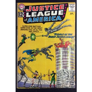Justice League of America (1960) #13 VG+ (4.5) Speedy app