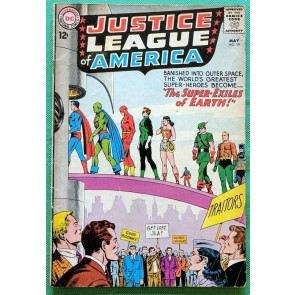 Justice League of America (1960) #19 VG (4.0)