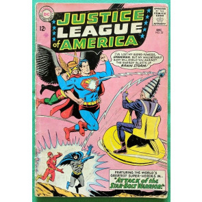 Justice League of America (1960) #32 FR/GD (1.5)