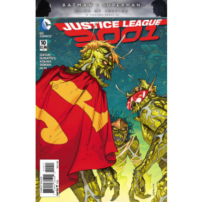 Justice League 3001 (2015) #10 VF/NM