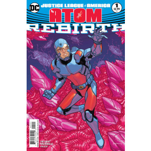 Justice League of America: The Atom Rebirth (2016) #1 Andy MacDonald VF/NM