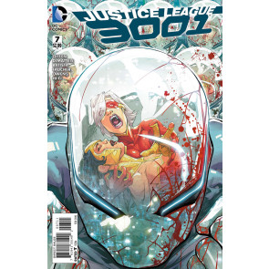 JUSTICE LEAGUE 3001 (2015) #7 VF/NM
