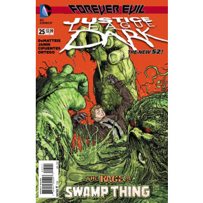 JUSTICE LEAGUE DARK #25 VF/NM FOREVER EVIL TIE-IN THE NEW 52!
