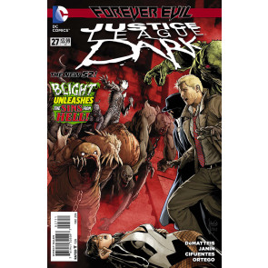 JUSTICE LEAGUE DARK #27 VF/NM THE NEW 52!