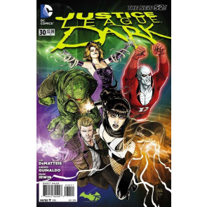 JUSTICE LEAGUE DARK #30 VF/NM THE NEW 52!