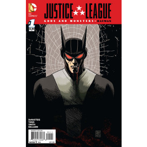 JUSTICE LEAGUE: GODS AND MONSTERS - BATMAN (2015) #1 VF/NM
