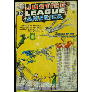 JUSTICE LEAGUE OF AMERICA #13 PR