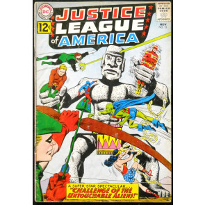 JUSTICE LEAGUE OF AMERICA #15 VG+