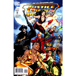 JUSTICE LEAGUE OF AMERICA #26 NM JLA