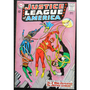 JUSTICE LEAGUE OF AMERICA #27 FN/VF