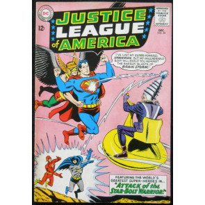 JUSTICE LEAGUE OF AMERICA #32 FN/VF