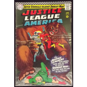 JUSTICE LEAGUE OF AMERICA #45 FN+
