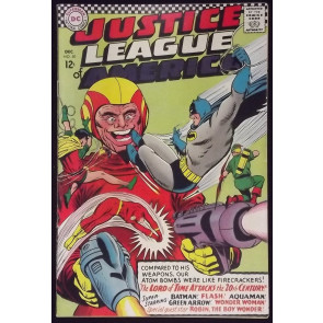 JUSTICE LEAGUE OF AMERICA #50 VG/FN