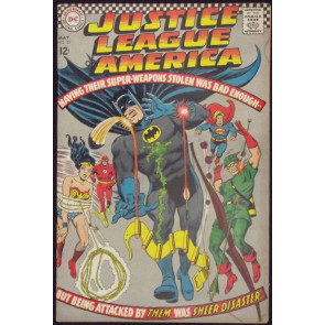 JUSTICE LEAGUE OF AMERICA #53 FN