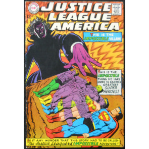JUSTICE LEAGUE OF AMERICA #59 FN+