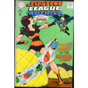 JUSTICE LEAGUE OF AMERICA #60 FN-