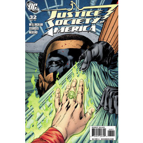 JUSTICE SOCIETY OF AMERICA #32 NM