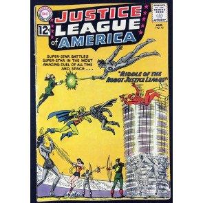 Justice League of America (1960) #13 VG- (3.5) Speedy app