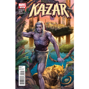 KA-ZAR #2 OF 5 VF/NM
