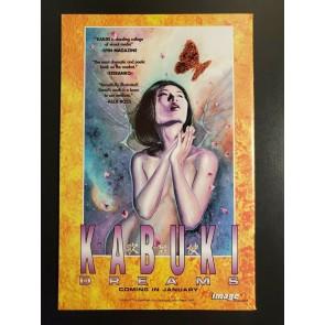 KABUKI #2 (1997) Image Comics 9.4 NM DAVID MACK|