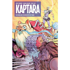 KAPTARA (2015) #2 VF/NM IMAGE COMICS