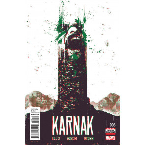 Karnak (2015) #6 VF/NM Warren Ellis