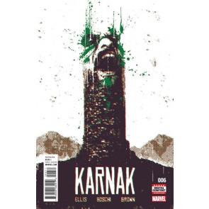 Karnak (2015) #6 VF/NM Warren Ellis