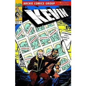 Kevin Keller (2012) #15 VF/NM Phil Jimenez X-men #141 Cover Swipe Variant