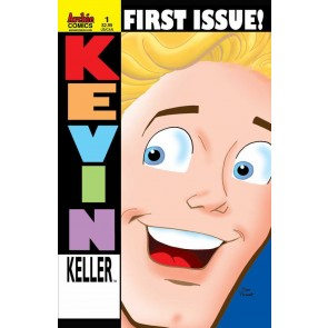 Kevin Keller (2012) #1 VF/NM Dan Parent Cover 1st Printing Archie Comics