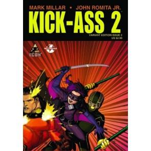 KICK-ASS 2 #2 NM VARIANT COVER LEINIL YU