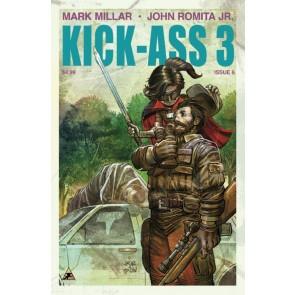 KICK-ASS 3 #6 VF/NM MARK MILLAR JOHN ROMITA JR ICON