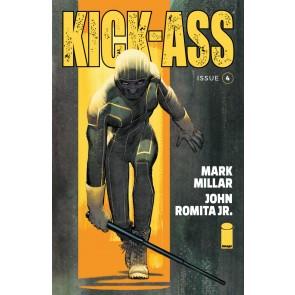 Kick-Ass (2018) #4 VF/NM Mark Millar John Romita Jr. Cover Image Comics