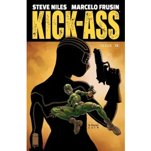 Kick-Ass (2018) #13 VF/NM Steve Niles Marcelo Frusin Cover Image Comics