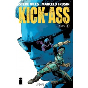 Kick-Ass (2018) #9 VF/NM Steve Niles Marcelo Frusin Cover Image Comics