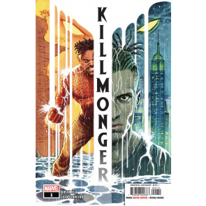 Killmonger (2018) #1 VF/NM Juan Ferreyra Cover Black Panther